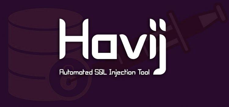 SQLi Automatizado con Havij