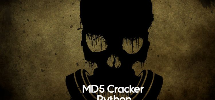 Crackeador MD5 por Diccionario