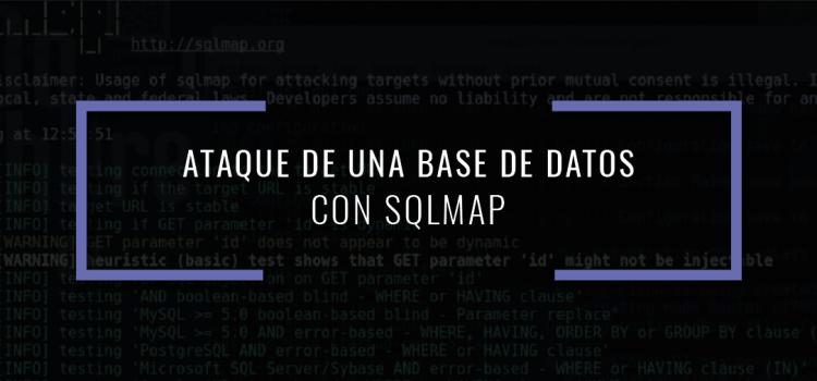 SQLi Automatizado con SQLMAP