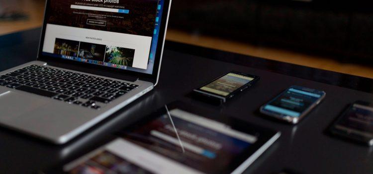 Creando una web desde cero de forma facil