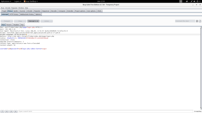 SQLi Login bypass 2