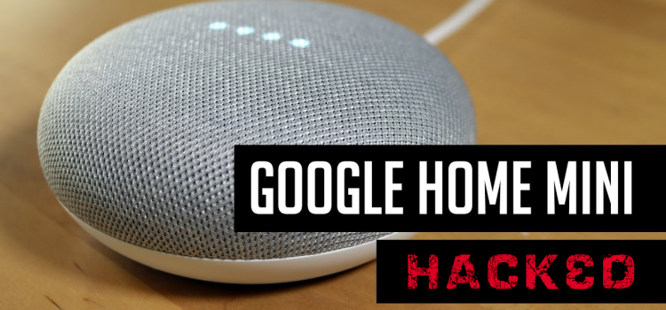 ATENCIÓN! – Google Home espía nuestra casa!