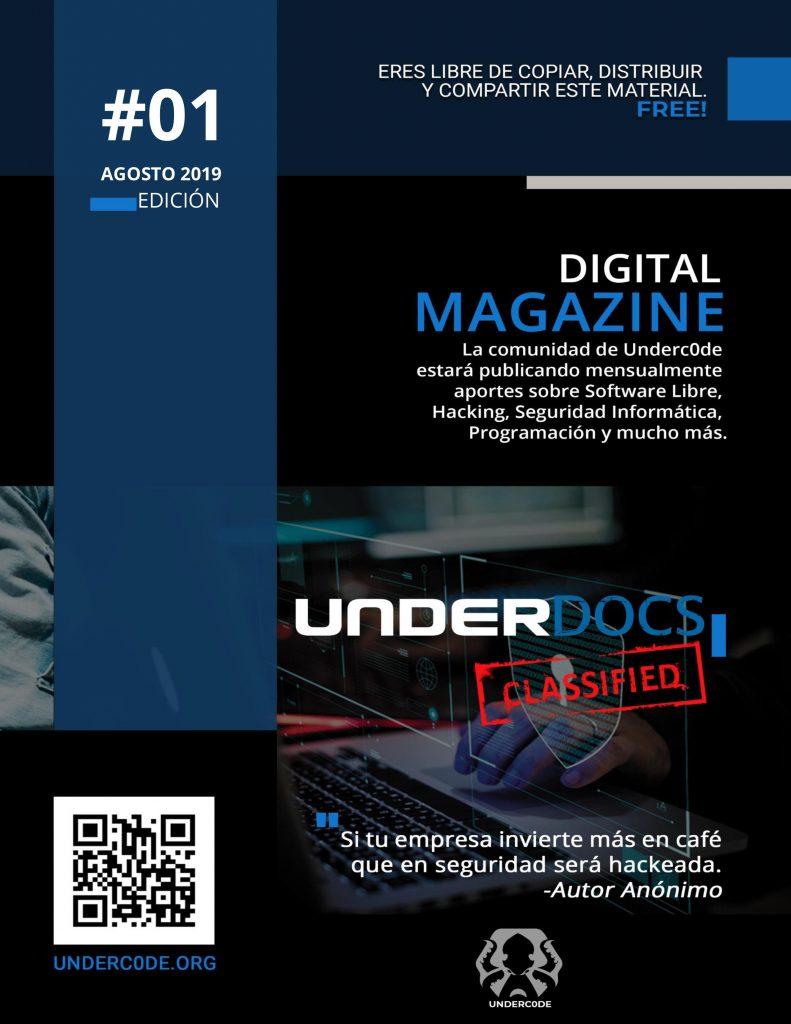 La revista de Underc0de - UnderDocs #1 2