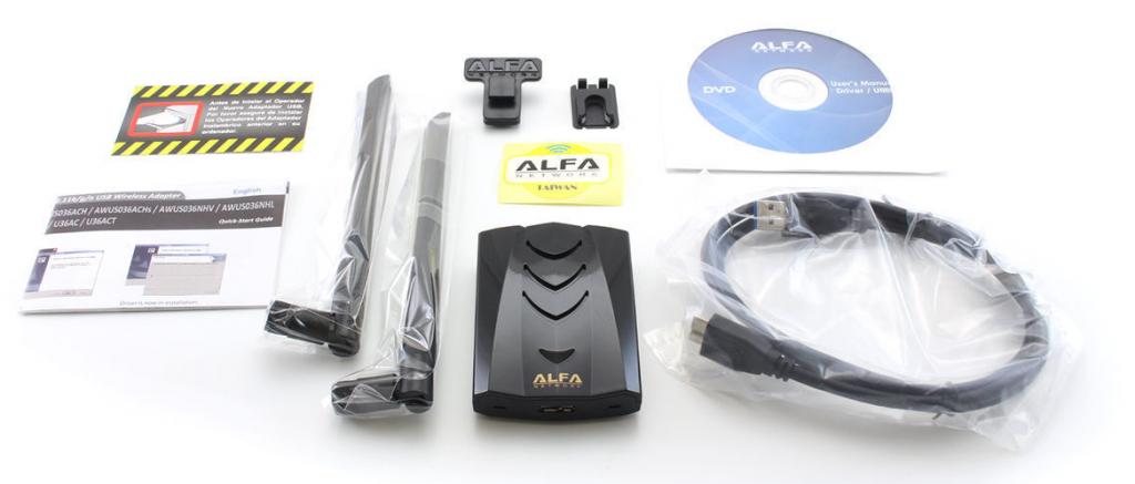 Los mejores adaptadores para Hackear Wireless 35