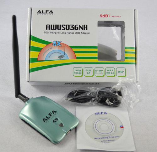 Los mejores adaptadores para Hackear Wireless 51