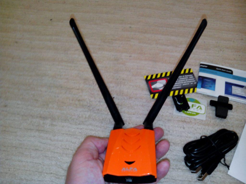 Los mejores adaptadores para Hackear Wireless 49