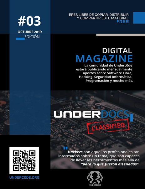 La revista de Underc0de – UnderDocs #3 2