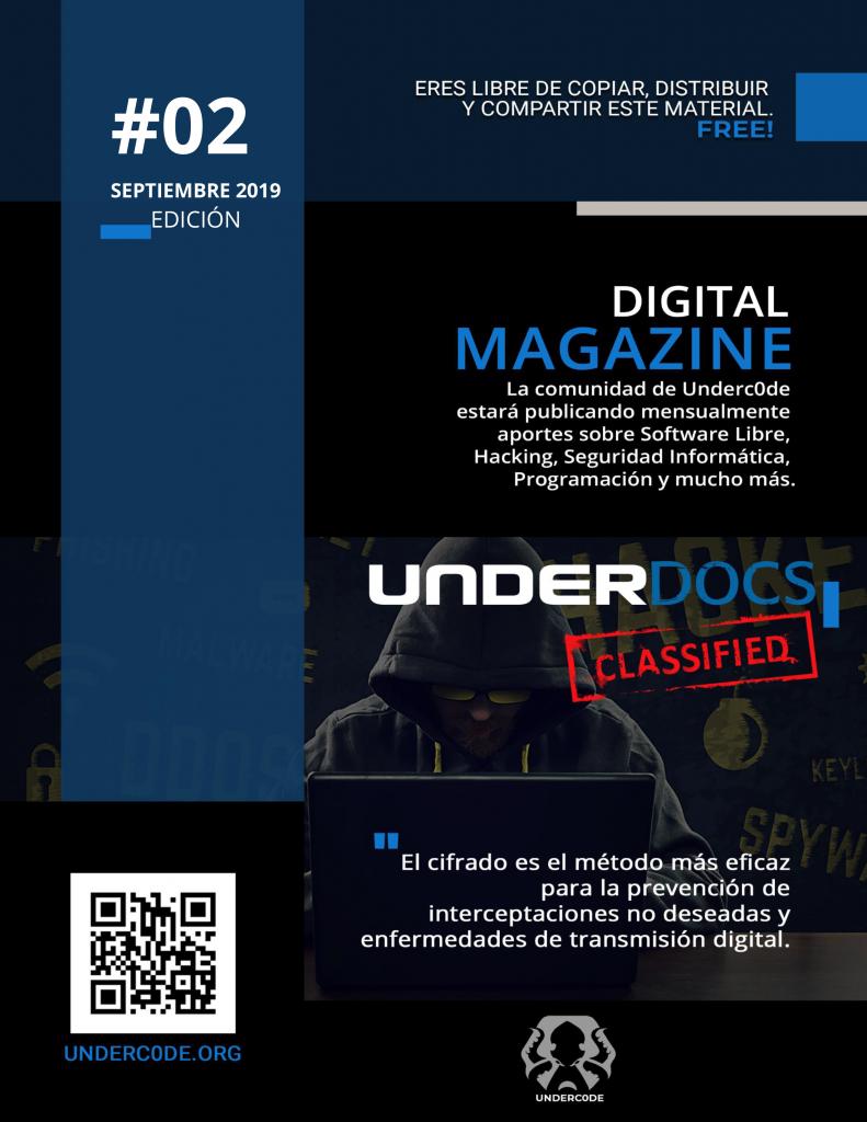 La revista de Underc0de – UnderDocs #2 1