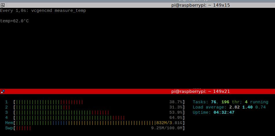 Como disminuirle la temperatura a la Raspberry Pi 4 16