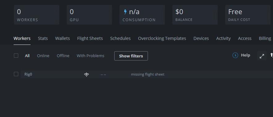 Como armar un rig usando HiveOS (Instalación y configuración) 51