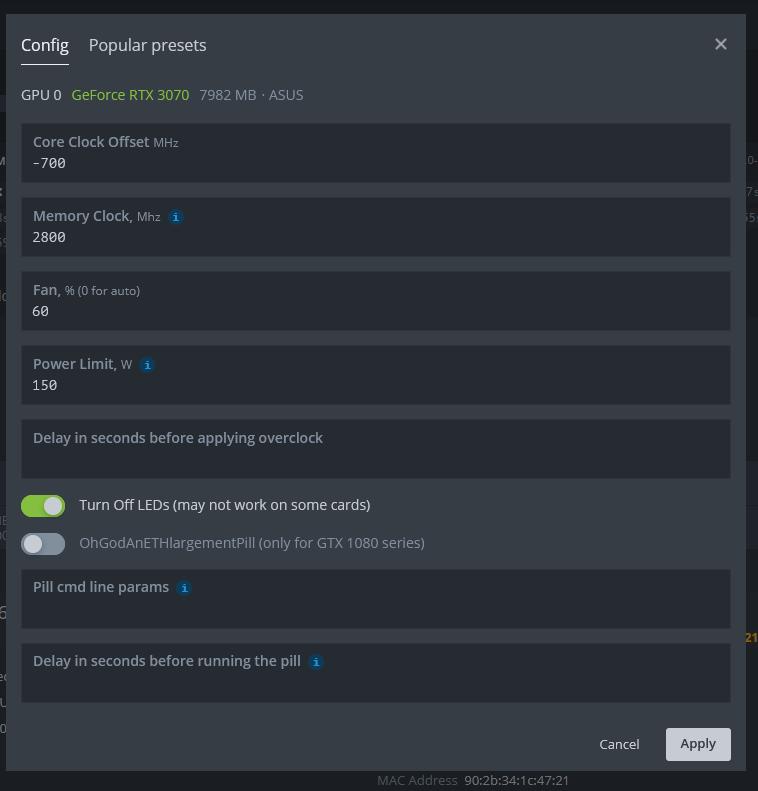 Como armar un rig usando HiveOS (Instalación y configuración) 62